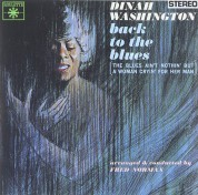 Dinah Washington: Back To The Blues - CD