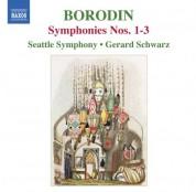 Gerard Schwarz: Borodin: Symphonies Nos. 1-3 - CD