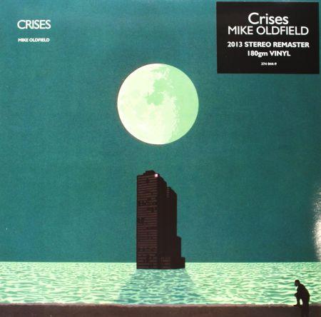 Mike Oldfield: Crises - Plak