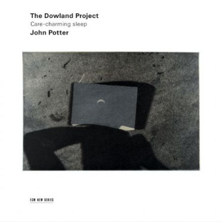 The Dowland Project, John Potter: Care-charming sleep - CD