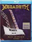 Megadeth: Rust In Peace Live - BluRay