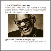 Ray Charles: Genius Loves Company - Plak