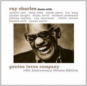 Ray Charles: Genius Loves Company - Plak