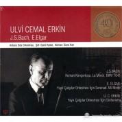 Ankara Oda Orkestrası, Gürer Aykal, Suna Kan: Erkin, Bach, Elgar - CD