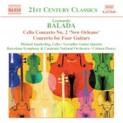 Balada: Cello Concerto No. 2 / Concerto for Four Guitars / Celebracio - CD
