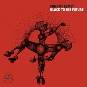 Sons Of Kemet: Black To The Future - CD