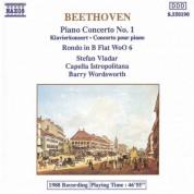 Stefan Vladar: Piano Concerto No.1 & Rondo in B flat major - CD