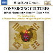 Eugene Migliaro Corporon: Converging Cultures: Music for Wind Band - CD