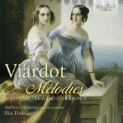 Marina Comparato, Elisa Triulzi: Viardot: Mélodies, Chopin Mazurkas and other Songs - CD