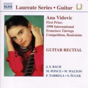 Guitar Recital: Ana Vidovic - CD