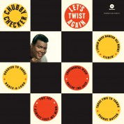 Chubby Checker: Let's Twist Again + 2 Bonus Tracks - Plak