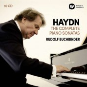 Rudolf Buchbinder: Haydn: The Complete Piano Sonatas - CD