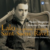 Maxim Vengerov, Antonio Pappano: Lalo - Saint-Saëns - Ravel - CD