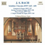Bach, J.S.: Schubler Chorales / Toccata and Fugue in D Minor - CD