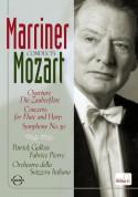 Patrick Gallois, Fabrice PierreOrchestra della Svizzera Italiana, Sir Neville Marriner: Marriner Conducts Mozart - DVD