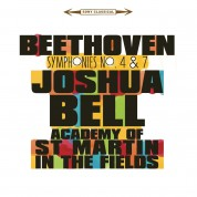 Joshua Bell, Academy of St. Martin in the Fields: Beethoven: Symphonies 4 -7 - CD