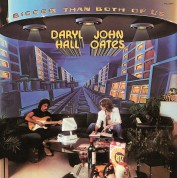 Hall & Oates: Bigger Than Both Of Us - Plak