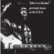 John Lee Hooker: Get Back Home In The USA - Plak