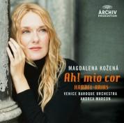 Andrea Marcon, Magdalena Kožená, Venice Baroque Orchestra: Handel: Ah! Mio Cor- Arias - CD