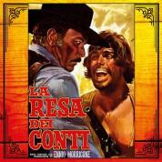 Ennio Morricone: La Resa Dei Conti / The Big Gundown (Orange & Yellow Swirled Vinyl) - Plak