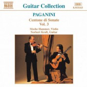 Paganini: Centone Di Sonate, Vol.  3 - CD