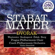 Vaclav Smetacek, Stefania Woytowicz, Prague Philharmonic Choir, Czech Philharmonic Orchestra: Dvorak: Stabat Mater - CD