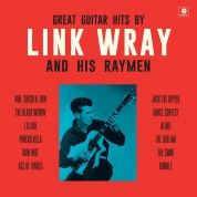 Link Wray: Great Guitar Hits By Link Wray And His RayMen + 4 Bonus Tracks! - Plak
