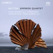 Britten: String Quartets, Vol. 1 - SACD