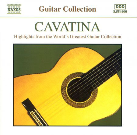 Cavatina - Highlights From the Guitar Collection - CD
