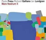 Paolo Fresu, Richard Galliano, Jan Lundgren: Mare Nostrum II - CD