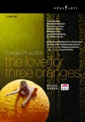 Prokofiev: The Love for Three Oranges - DVD