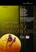 Prokofiev: The Love for Three Oranges - DVD