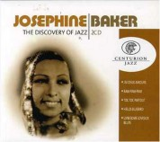 Josephine Baker: The Discovery of Jazz - CD