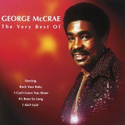 George McCrae: The Very Best Of - CD