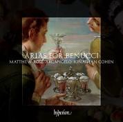Matthew Rose, Jonathan Cohen: Arias for Benucci - CD