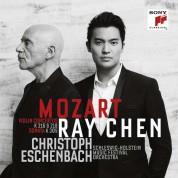 Christoph Eschenbach, Schleswig-Holstein Festival Orchester, Ray Chen: Mozart: Violin Concertos Nos. 3, 4 & Violin Sonata No. 22 - CD