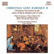 Peter Breiner, Nicolaus Esterhazy Sinfonia: Christmas Goes Baroque 2 - CD
