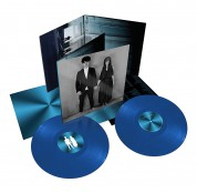 U2: Songs Of Experience (Limited Deluxe - Cyan Blue Vinyl) - Plak