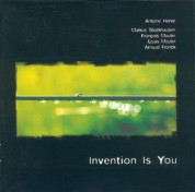 Antoine Herve: Invention Is You - CD