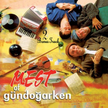Gündoğarken: Mest Of - CD
