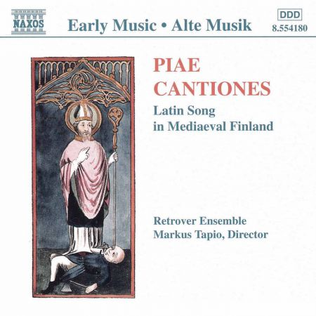 Piae Cantiones: Latin Song in Medieval Finland - CD