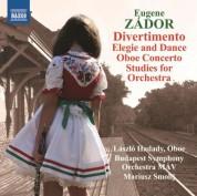 Budapest Symphony Orchestra MAV, Mariusz Smolij: Zádor: Divertimento - Elegie and Dance - CD