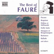 Faure (The Best Of) - CD