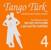 Necdet Koyutürk, Şecaattin Tanyerli: Tango Türk 4 - CD