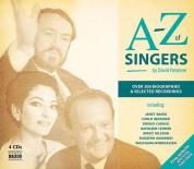 Çeşitli Sanatçılar: A-Z of Singers - CD