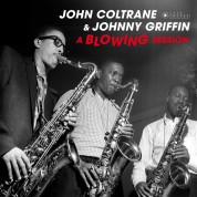 John Coltrane: A Blowing Session + 1 Bonus Track! (Images By Iconic Jazz Photographer Francis Wolff) - Plak
