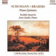 Schumann, R. / Brahms: Piano Quintets - CD