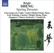 Cho-Liang Lin: Sheng, Bright: Spring Dreams / 3 Fantasies / Tibetan Dance - CD