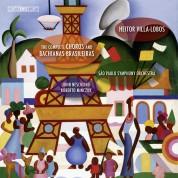São Paulo Symphony Orchestra, Choir of the São Paulo Symphony Orchestra, John Neschling: Heitor Villa-Lobos: Complete Choros & Bachianas Brasileiras - CD
