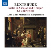 Lars Ulrik Mortensen: Buxtehude, D.: Harpsichord Music, Vol. 3 - CD